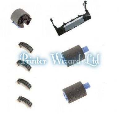 HP LaserJet 4000 4000N 4050 4050N Paper Jam Repair Kit with fitting instructions